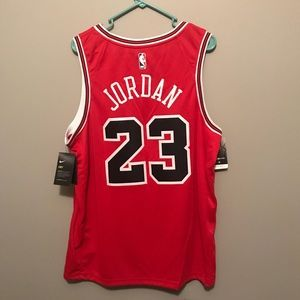 sale retailer 2abad dd837 Nike Michael Jordan Icon Swingman Jersey - XL 52 NWT